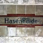 U-Bhf Südstern hieß früher Hasenheide