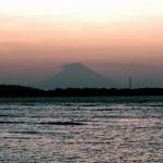 Sonnenuntergang in Gili Air