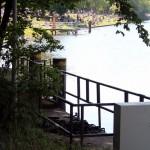 Tau: Das Theaterschiff im Urbanhafen ist verschwunden